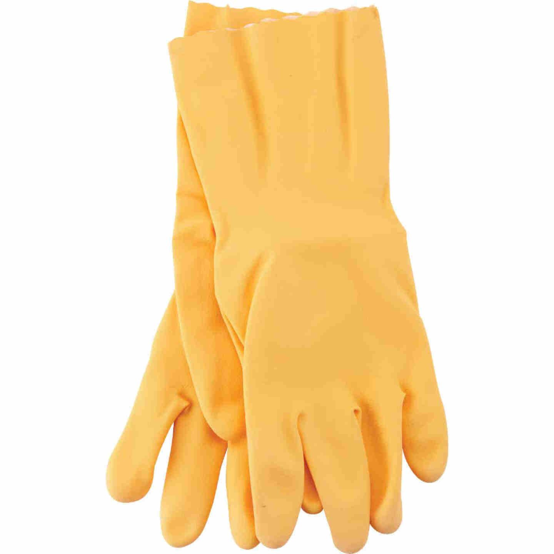 Wells Lamont Medium Latex Stripping Glove Image 1